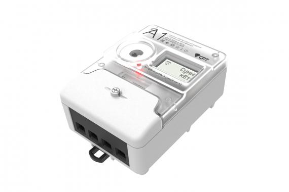 Электросчетчик «A1M» с радиомодемом «СРТ» однофазный