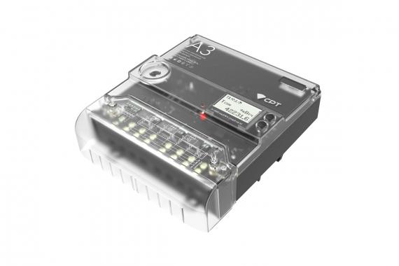 Электросчетчик A3 трёхфазный с радиомодемом прямого включения