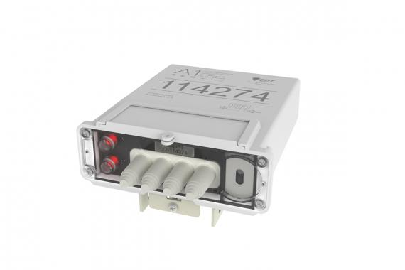 Электросчетчик A1 Split однофазный с радиомодулем СРТ для установки на столбе