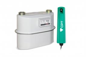 Радиомодем для электронного корректора объема газа