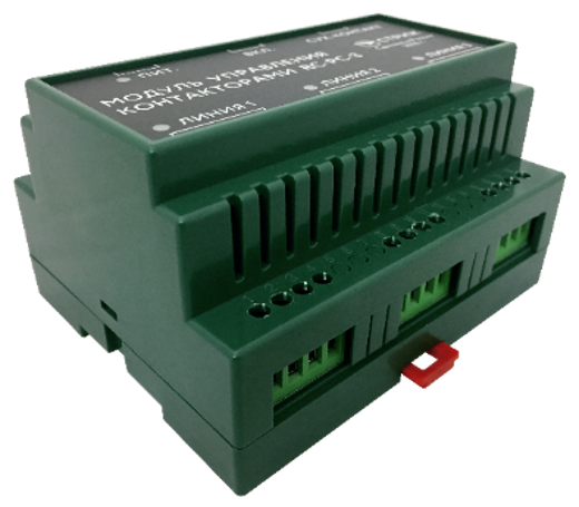 Модуль управления контакторами (МУК)