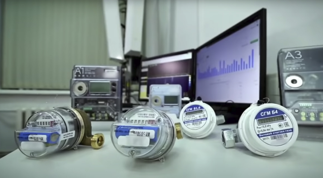 Продуктовая линейка устройств учёта энергоресурсов