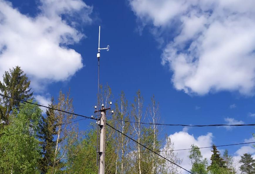 Большой радиус покрытий базовых станций СРТ XNB LPWAN