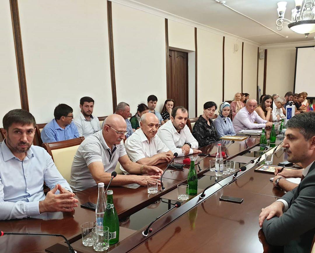 7 августа, в министерстве строительства и ЖКХ Республики Дагестан, специалисты компании «УС Группа Синтех инжиниринг» презентовали современные технологии учета энергоресурсов