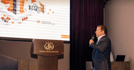 IoT-платформу СРТ представили на форуме руководителей водоканалов Республики Башкортостан СРТ