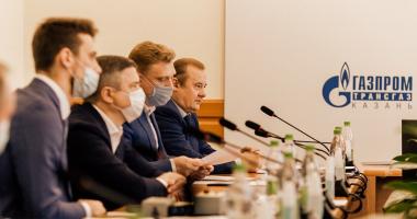 Совещание по вопросам цифровизации производственных процессов и оборудования защиты от коррозии ООО «Газпром трансгаз Казань» СРТ СРТ